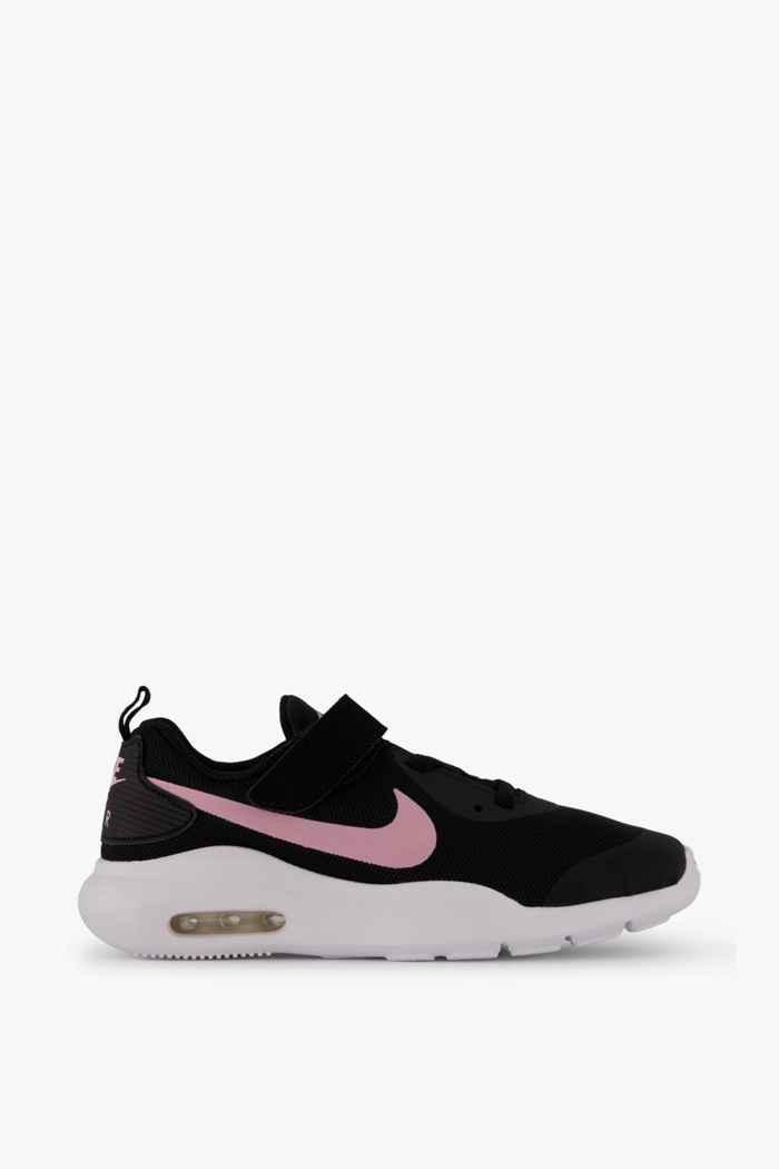 Nike Air Max Oketo sneaker bambina Colore Nero-bianco 2