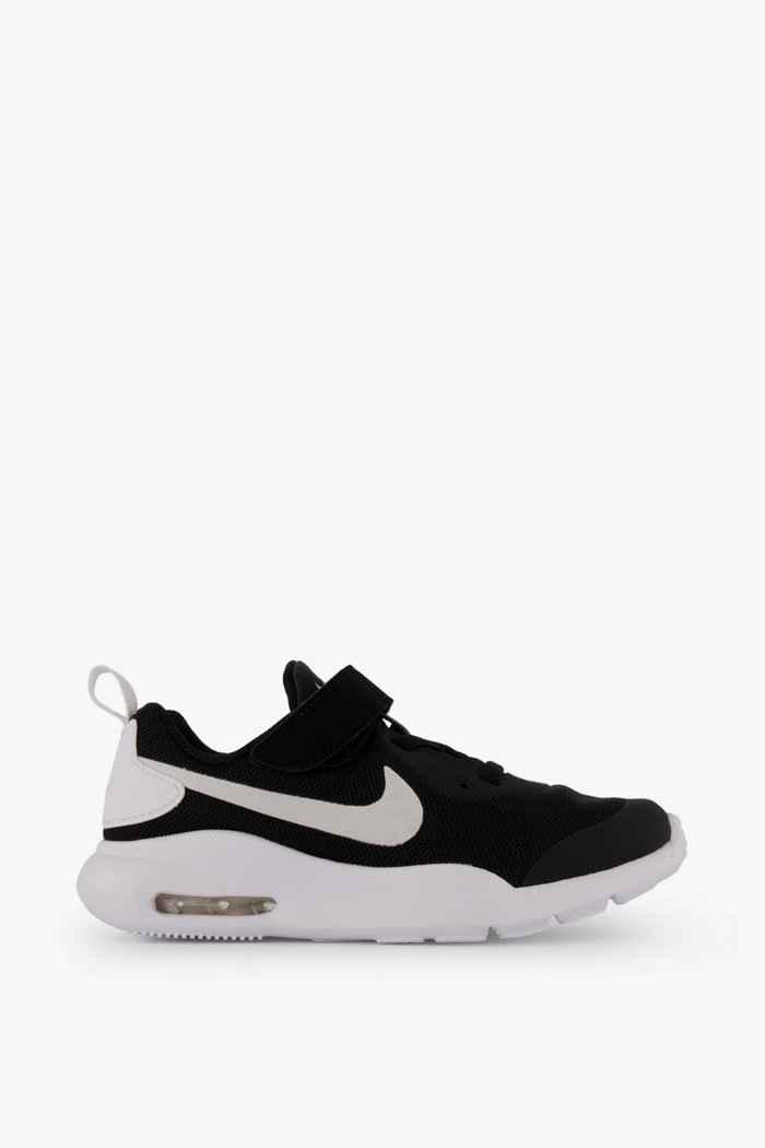 Nike Air Max Oketo sneaker bambini Colore Nero-bianco 2