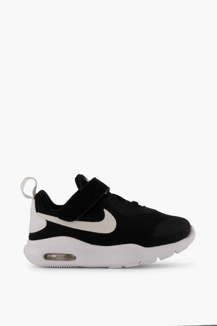 Nike Air Max Oketo sneaker bimbo Colore Nero-bianco 2