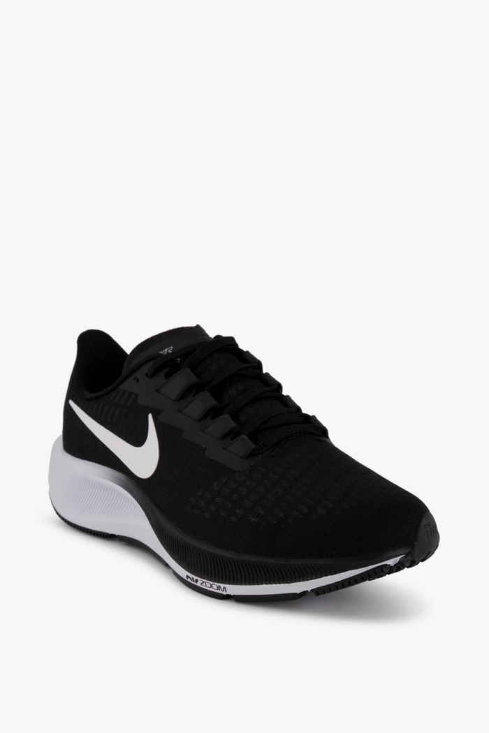 Nike Air Zoom Pegasus 37 Damen Laufschuh Farbe Schwarz-weiß 1