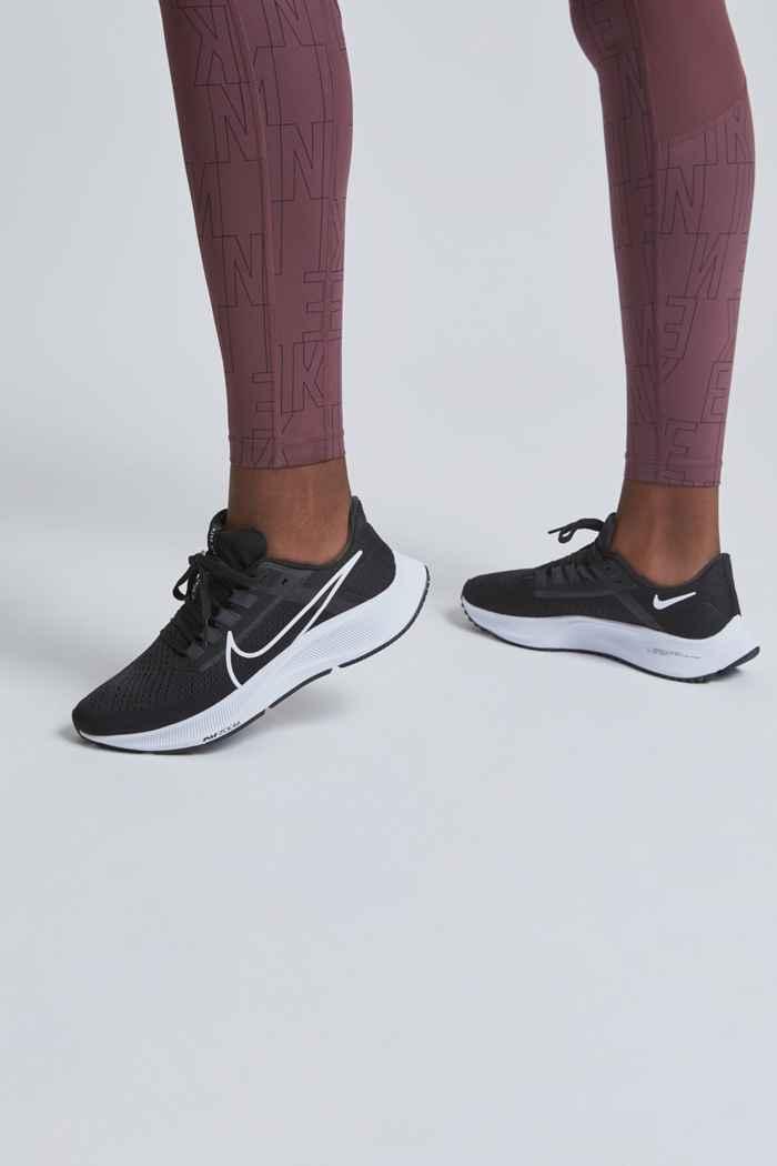 Nike Air Zoom Pegasus 38 chaussures de course femmes Couleur Noir-blanc 1
