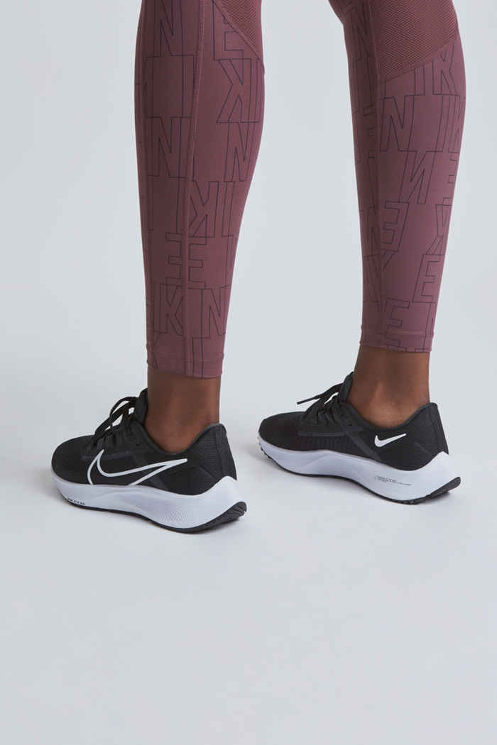 Nike Air Zoom Pegasus 38 chaussures de course femmes Couleur Noir-blanc 2