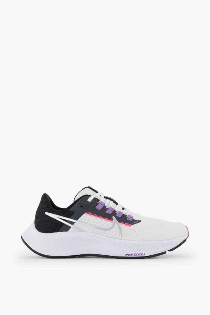 Nike Air Zoom Pegasus 38 scarpe da corsa donna Colore Nero-bianco 2