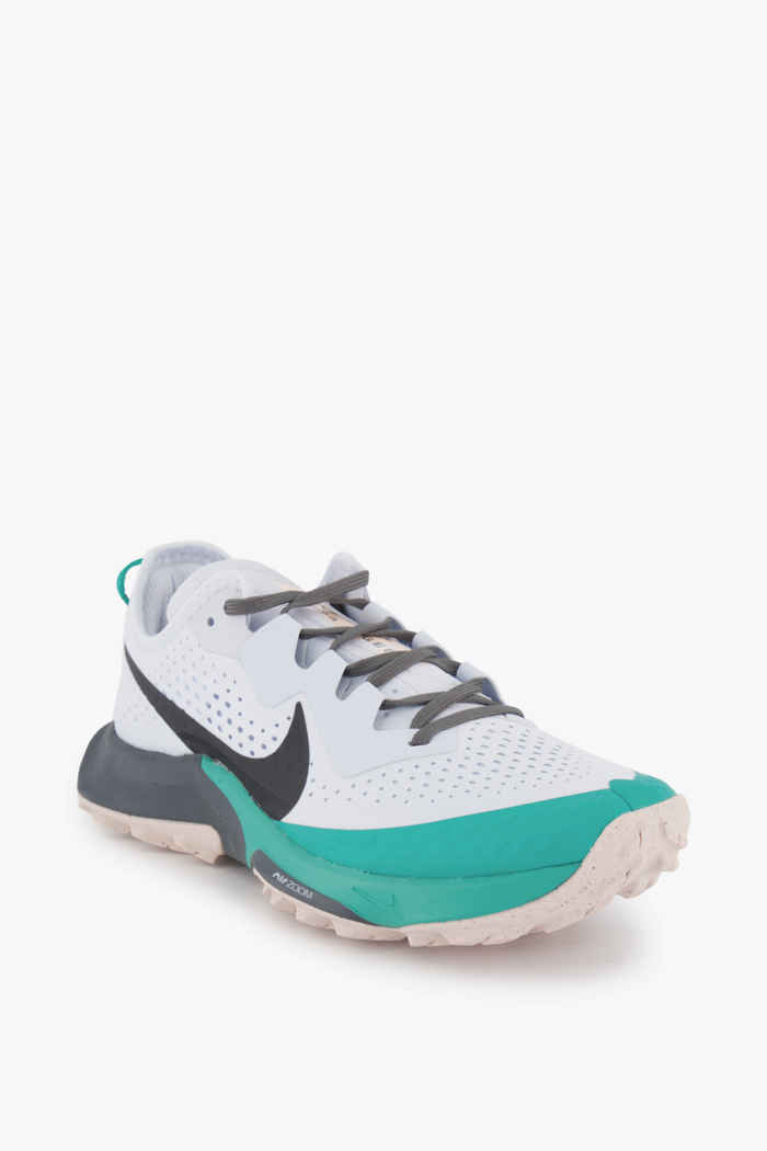 Nike Air Zoom Terra Kiger 7 chaussures de trailrunning femmes Couleur Noir/gris 1