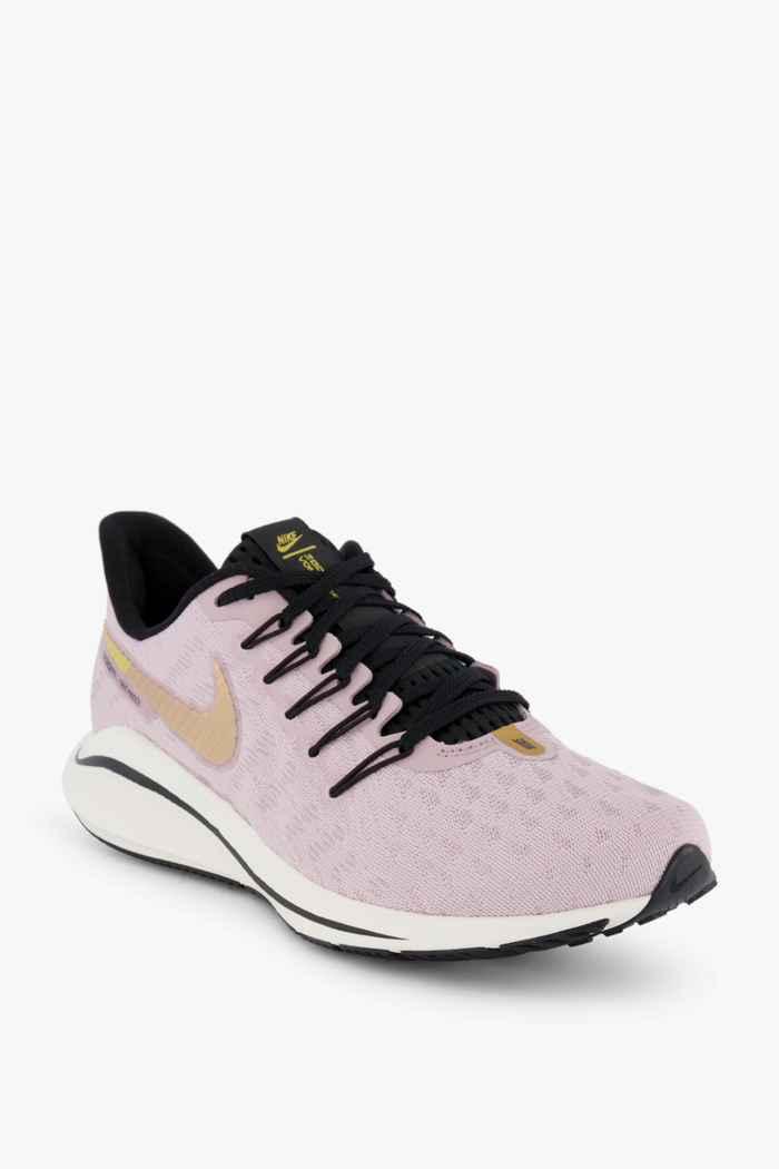 Nike Air Zoom Vomero 14 Damen Laufschuh Farbe Rosa 1