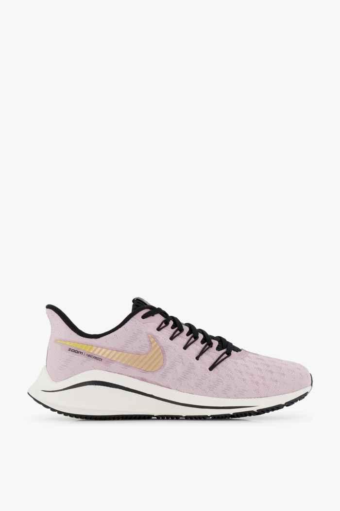 Nike Air Zoom Vomero 14 Damen Laufschuh Farbe Rosa 2