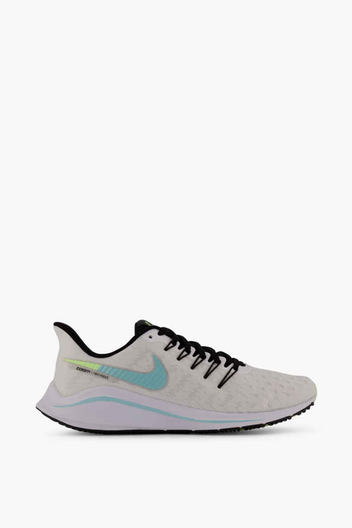 Nike Air Zoom Vomero 14 Damen Laufschuh Farbe Weiß 2