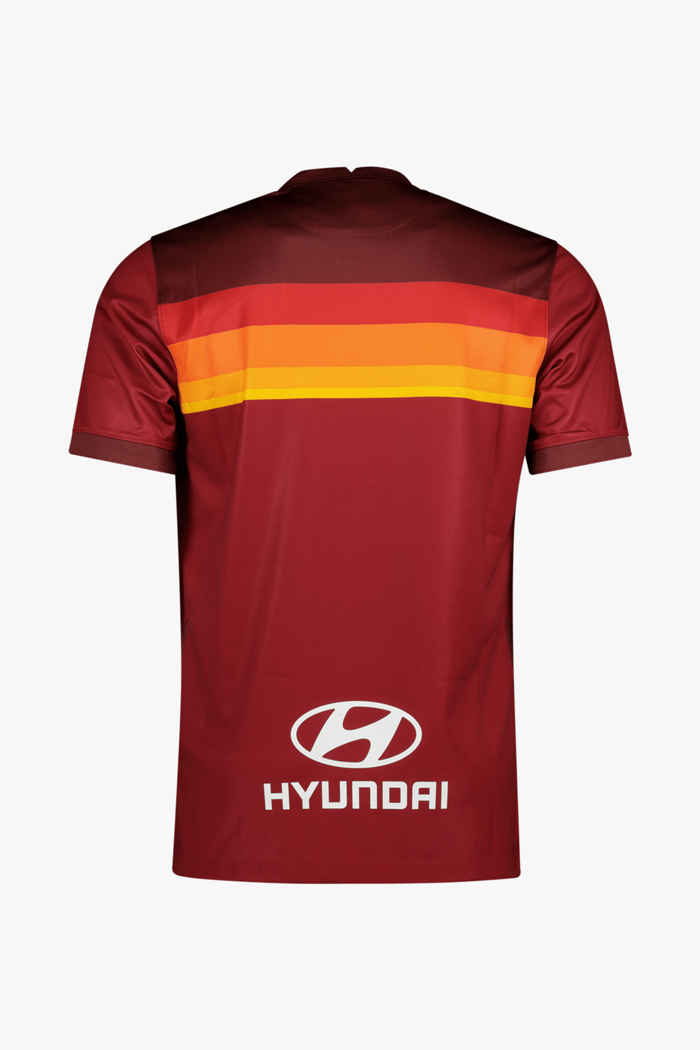 Nike AS Roma Home Replica Kinder Fussballtrikot 2