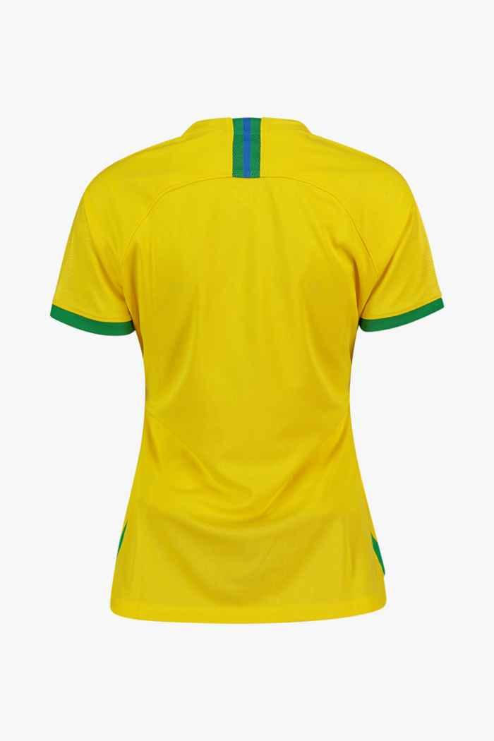 Nike Brasile Stadium Home Replica maglia da calcio donna 2