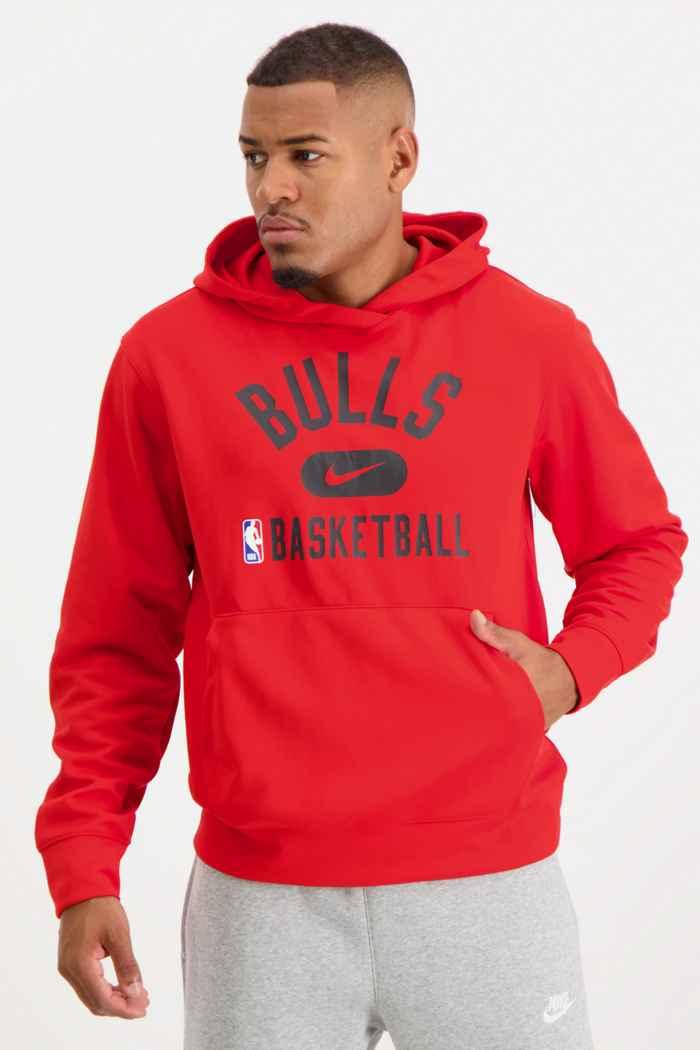 Nike Chicago Bulls Dri-FIT NBA hoodie hommes 1