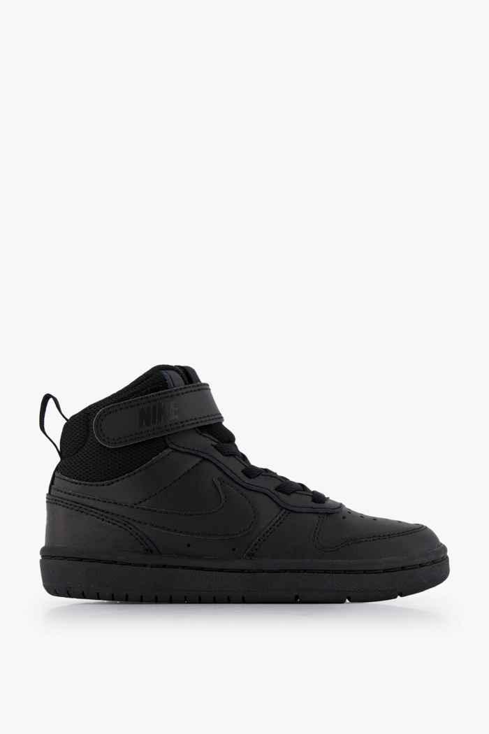 Nike Court Borough Mid 2 sneaker bambini 2