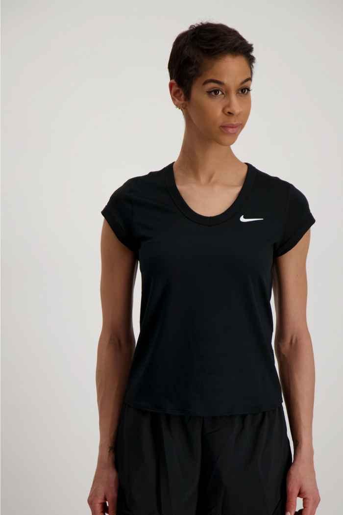 Nike Court Dri-FIT t-shirt donna  1