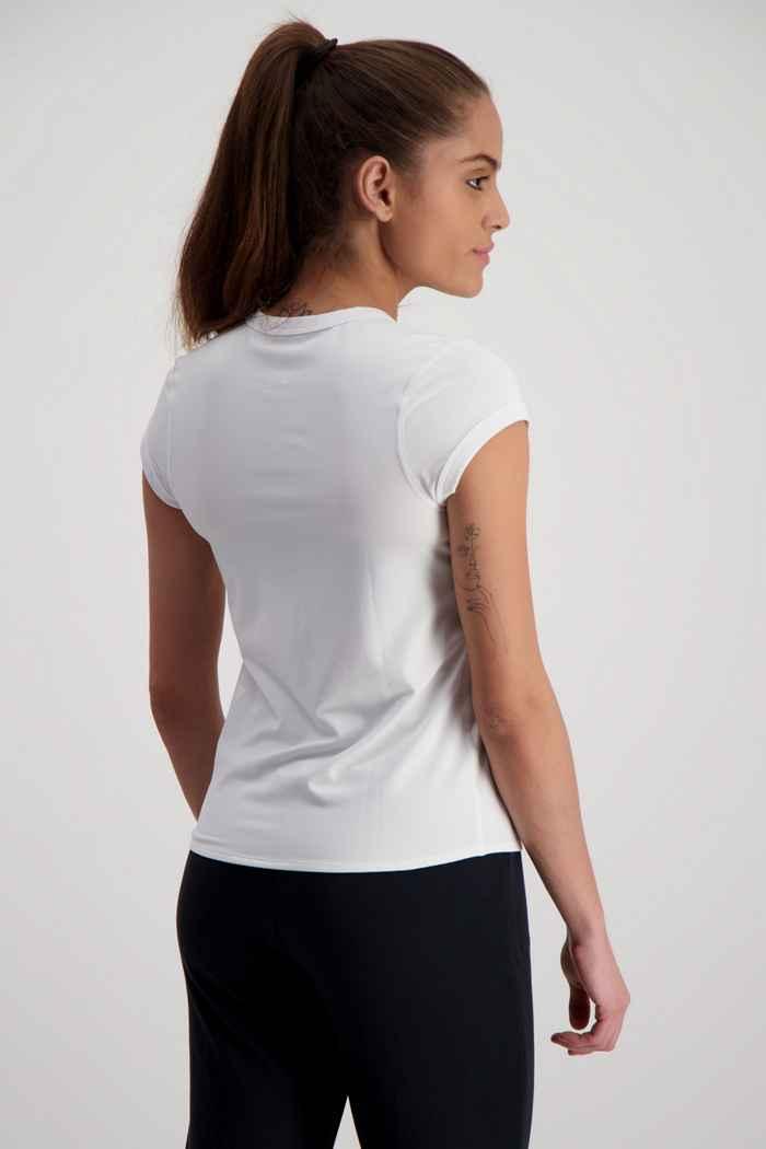Nike Court Dri-FIT t-shirt donna Colore Bianco 2