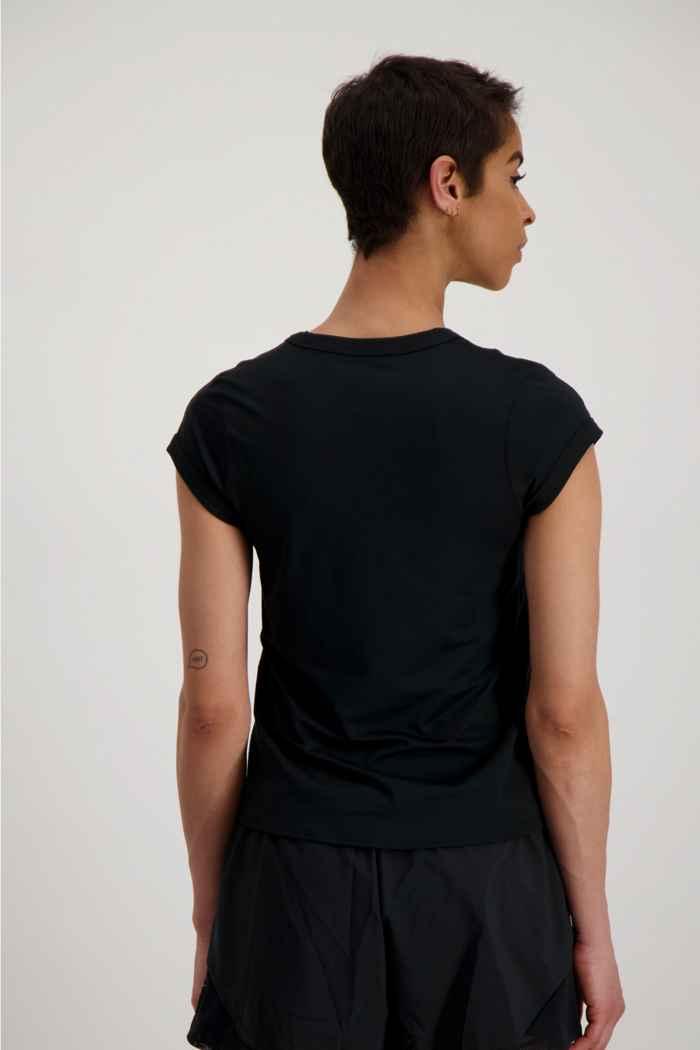 Nike Court Dri-FIT t-shirt femmes Couleur Noir 2