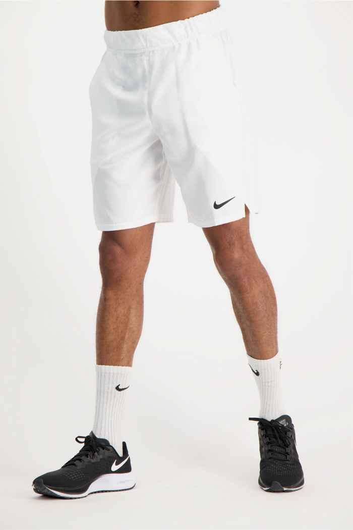 Nike Court Dri-FIT Victory 9 Inch short de tennis hommes Couleur Blanc 1