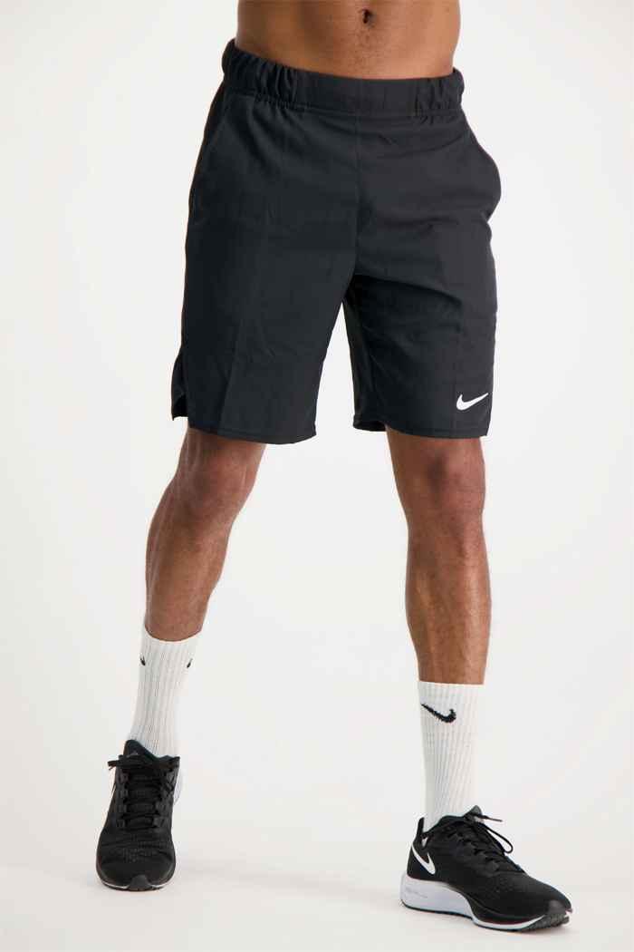 Nike Court Dri-FIT Victory 9 Inch short de tennis hommes Couleur Noir 1