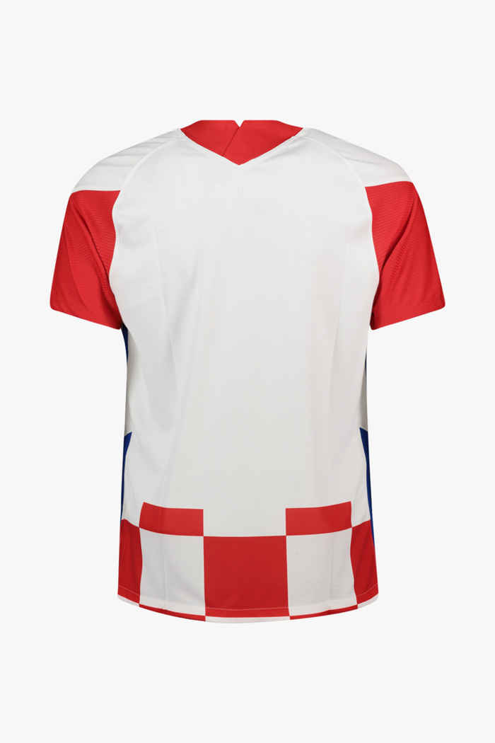 Nike Croatie Home Replica maillot de football enfants 2