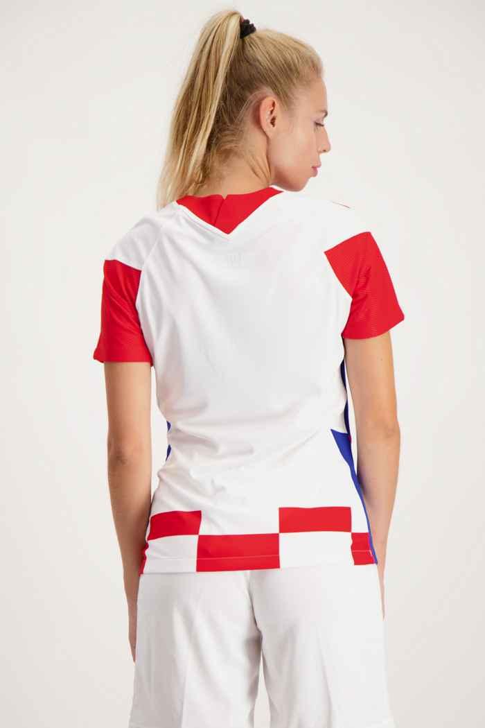 Nike Croatie Home Replica maillot de football femmes 2