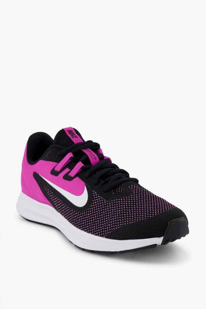 Nike Downshifter 9 scarpe da corsa bambina 1