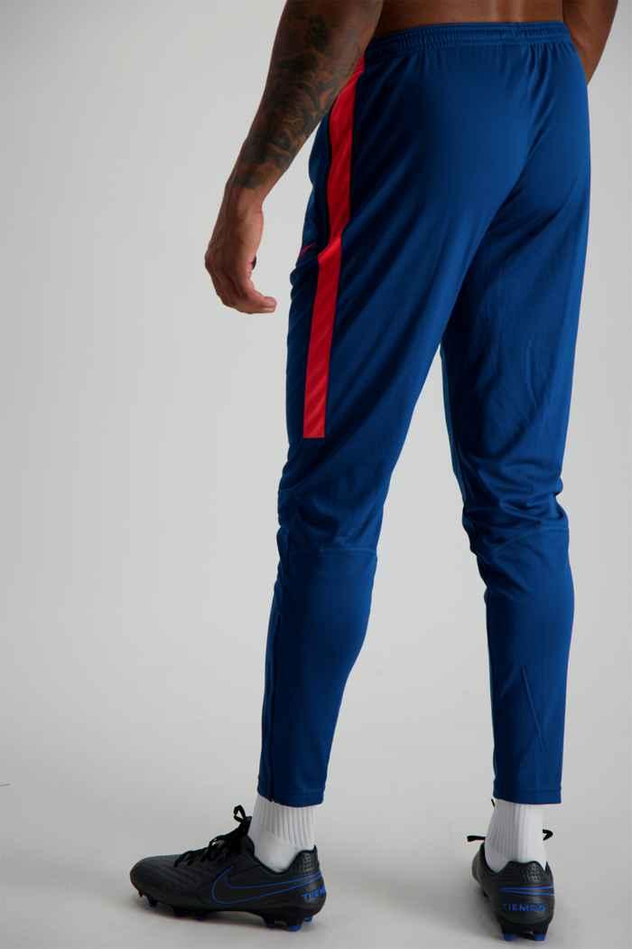 Nike Dri-FIT Academy pantalon de sport hommes Couleur Bleu pétrole 2
