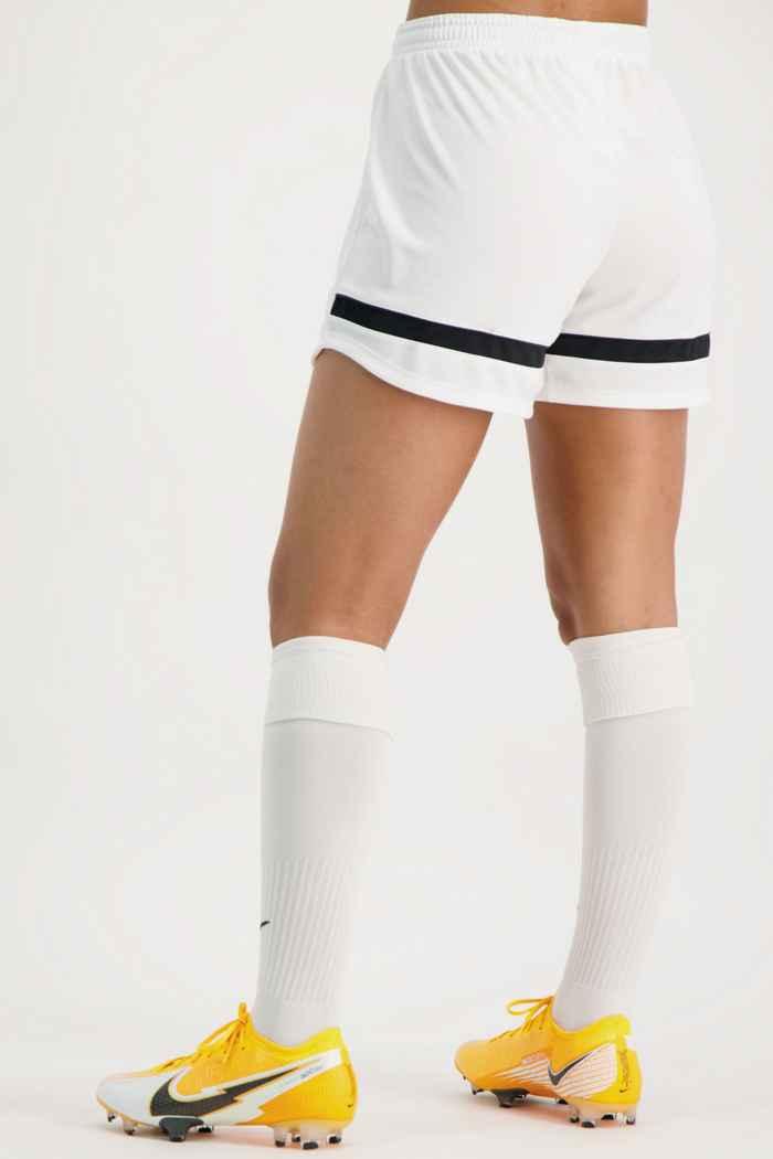 Nike Dri-FIT Academy short femmes Couleur Blanc 2