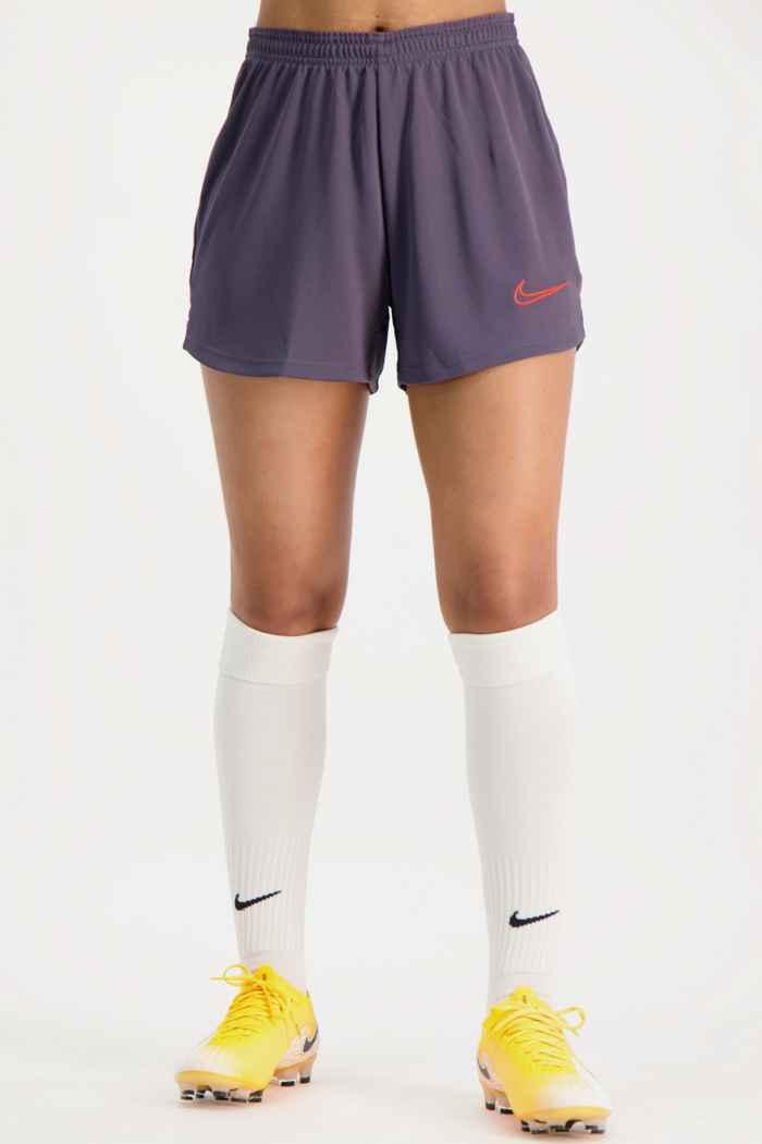 Nike Dri-FIT Academy short femmes Couleur Violet 1