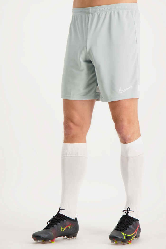 Nike Dri-FIT Academy short hommes Couleur Gris clair 1