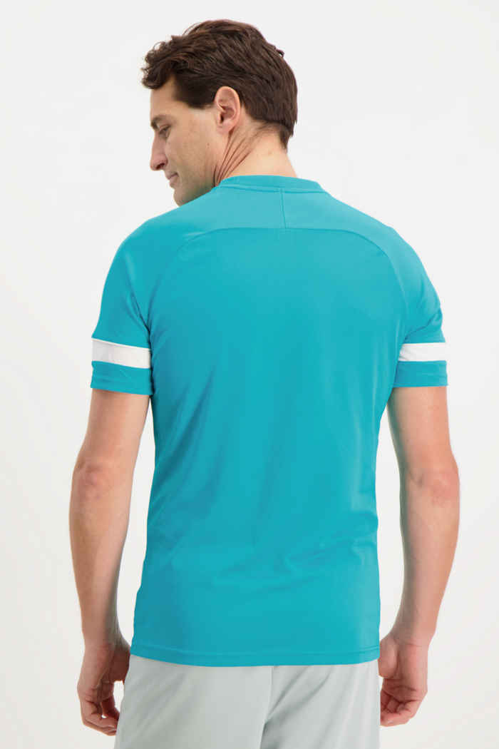 Nike Dri-FIT Academy t-shirt hommes Couleur Turquoise 2