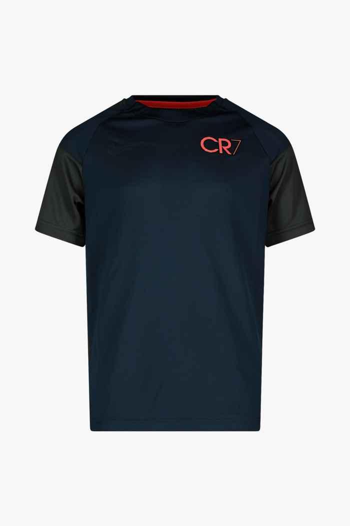 Nike Dri-FIT CR7 Kinder T-Shirt Farbe Navyblau 1
