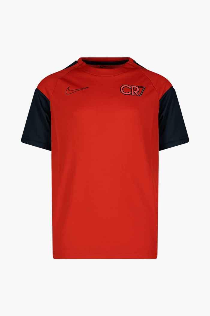 Nike Dri-FIT CR7 Kinder T-Shirt Farbe Rot 1