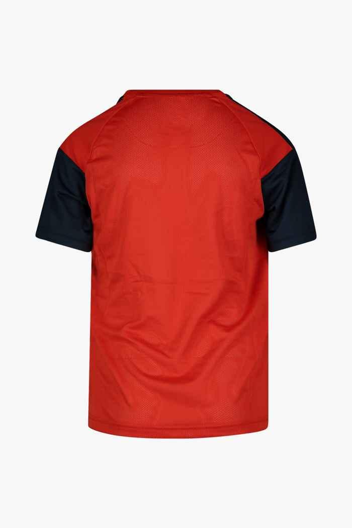 Nike Dri-FIT CR7 Kinder T-Shirt Farbe Rot 2