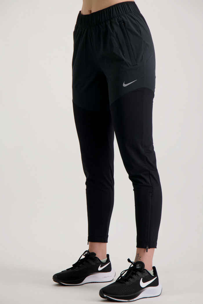 Nike Dri-FIT Essential Damen Laufhose Farbe Schwarz 1