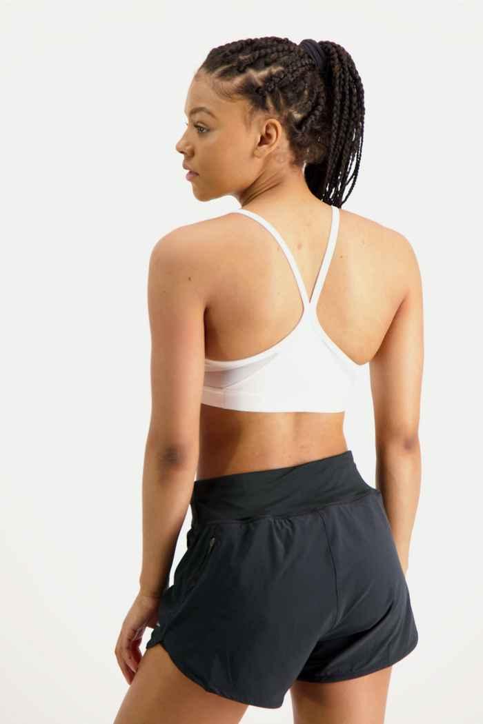 Nike Dri-FIT Indy reggiseno sportivo donna Colore Bianco 2