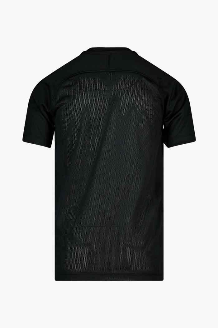 Nike Dri-FIT Kylian Mbappé Kinder T-Shirt Farbe Schwarz-weiß 2