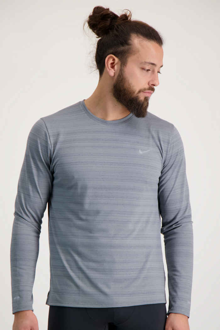 Nike Dri-FIT Miler Herren Longsleeve 1