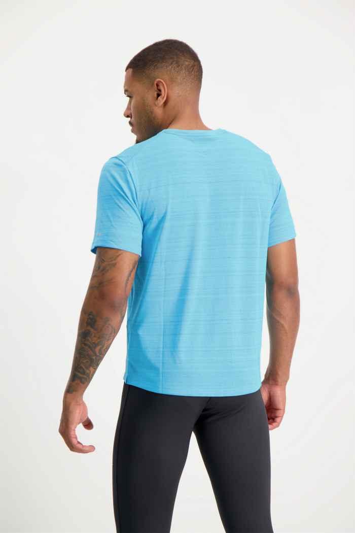 Nike Dri-FIT Miler t-shirt uomo Colore Turchese 2