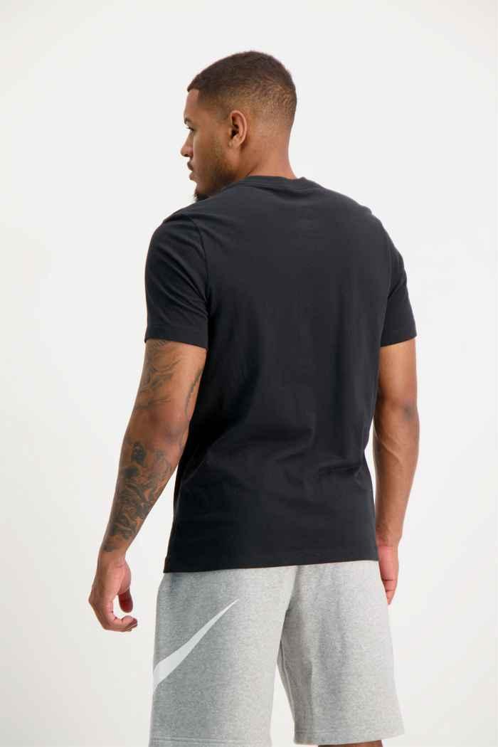 Nike Dri-FIT NBA Team 31 t-shirt uomo Colore Nero 2
