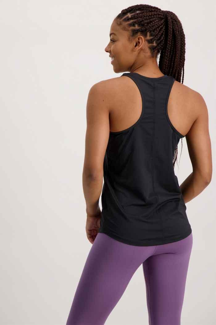 Nike Dri-FIT One top femmes Couleur Noir 2