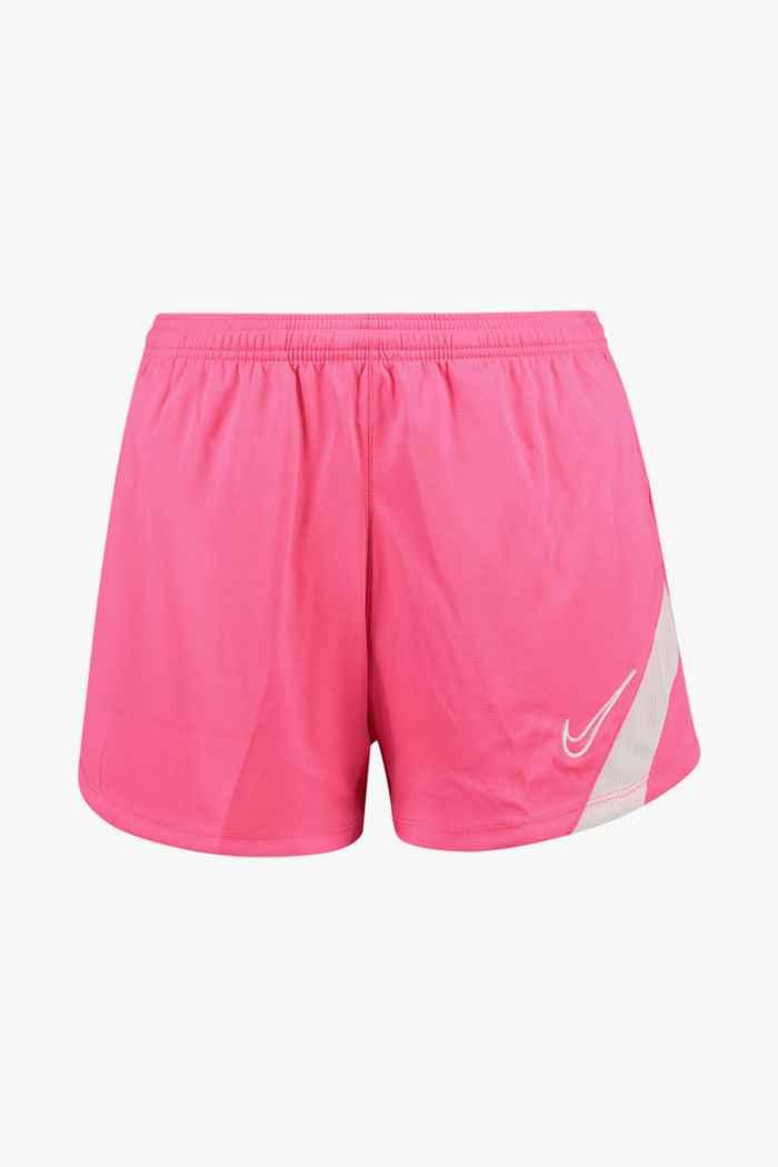 Nike Dri-FIT short donna Colore Rosa intenso 1