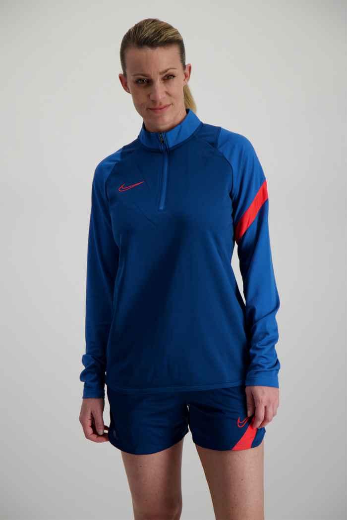 Nike Dri-FIT short femmes Couleur Bleu pétrole 1