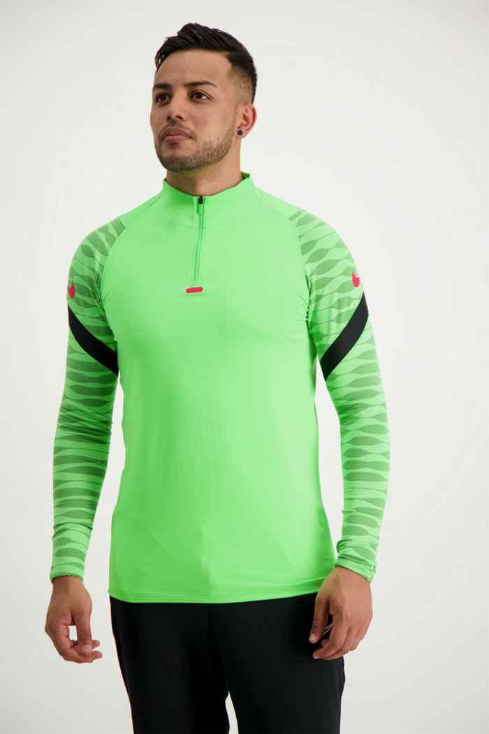 Nike Dri-FIT Strike Herren Longsleeve Farbe Rot 1