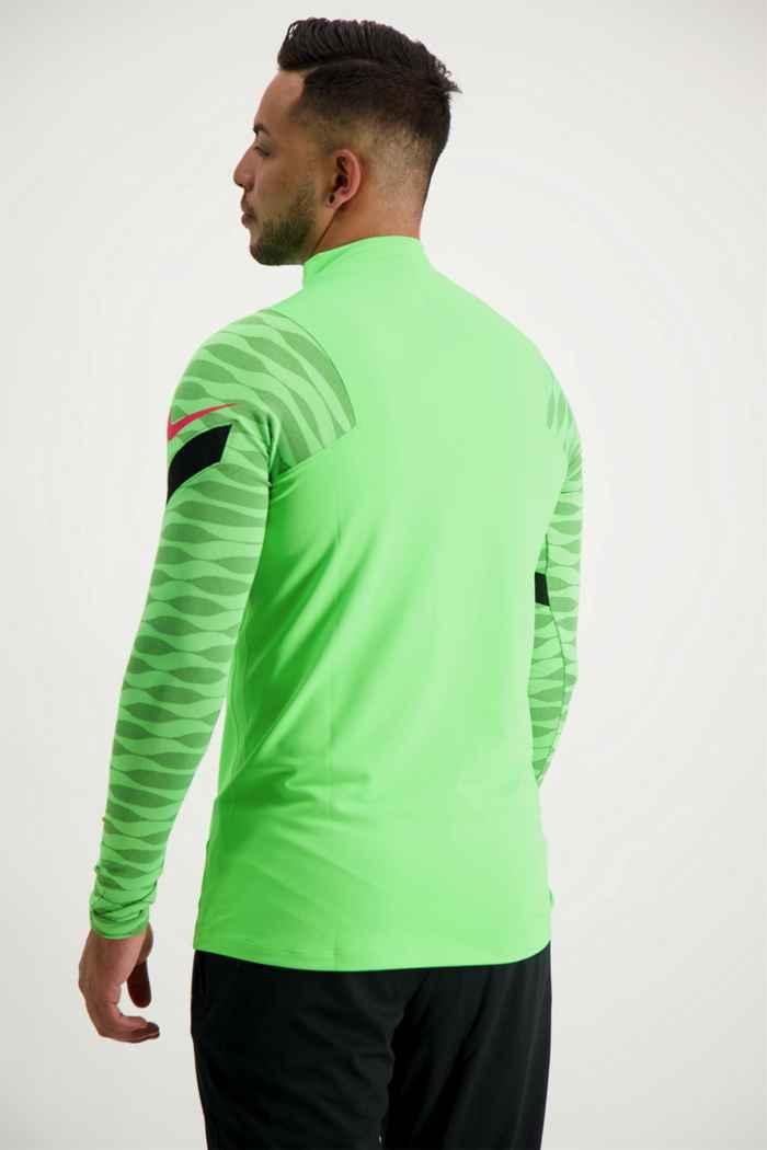 Nike Dri-FIT Strike Herren Longsleeve Farbe Rot 2
