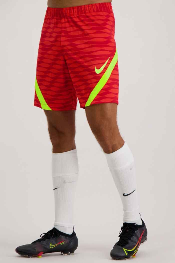 Nike Dri-FIT Strike Herren Short Farbe Rot 1