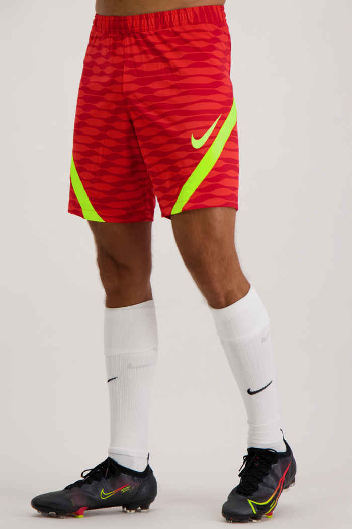 Nike Dri-FIT Strike short hommes Couleur Rouge 1