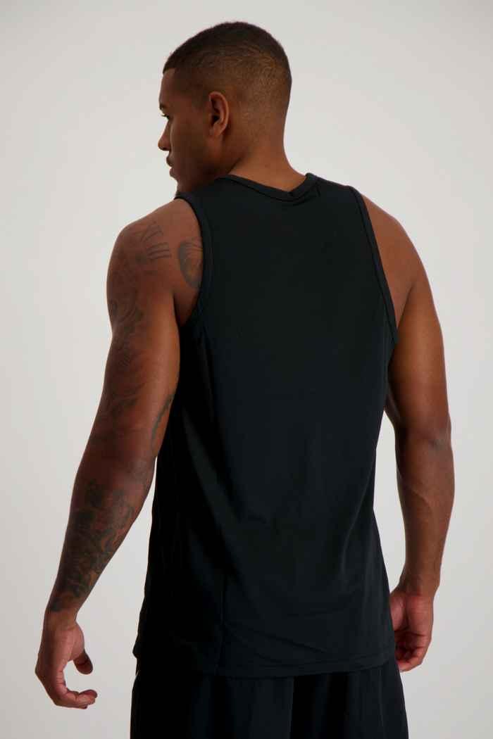 Nike Dri-FIT tanktop hommes Couleur Noir 2