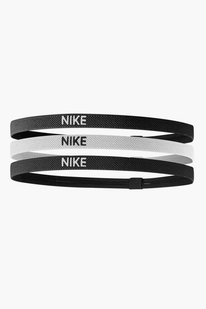 Nike Elastic cerchietto donna Colore Nero 1