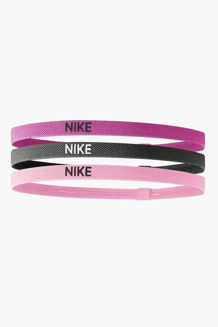Nike Elastic cerchietto donna Colore Rosa intenso 1