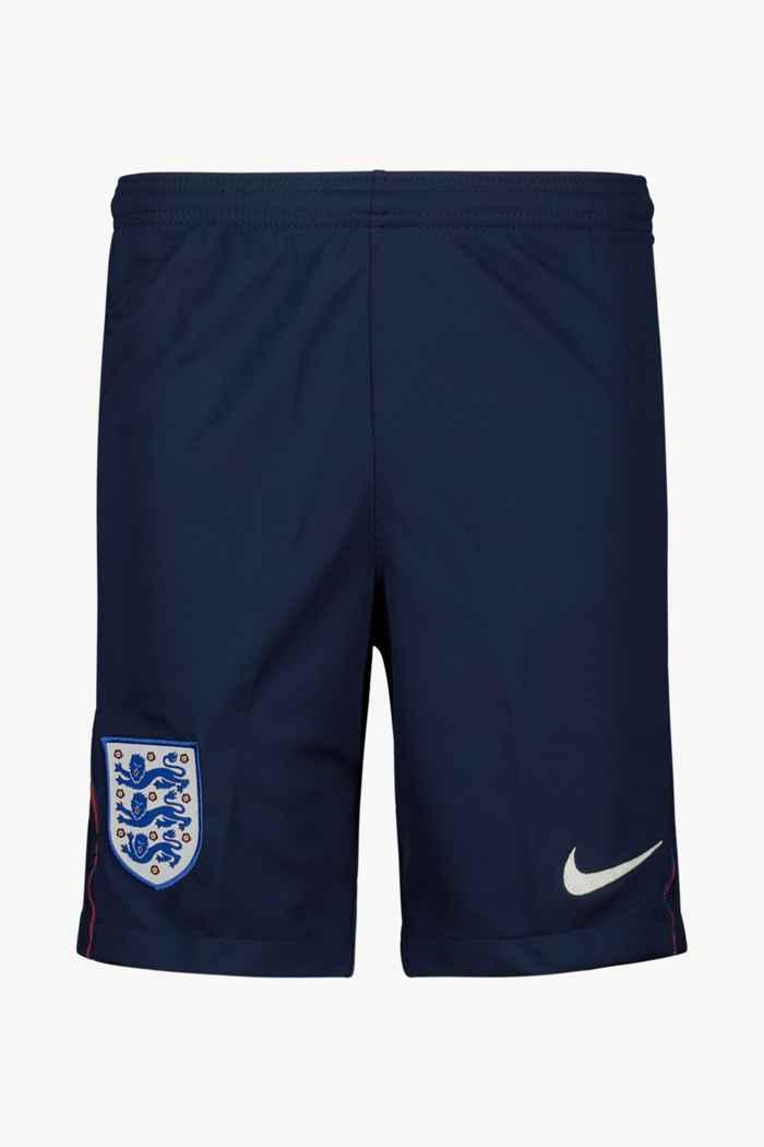 Nike England Home Replica Kinder Short 1