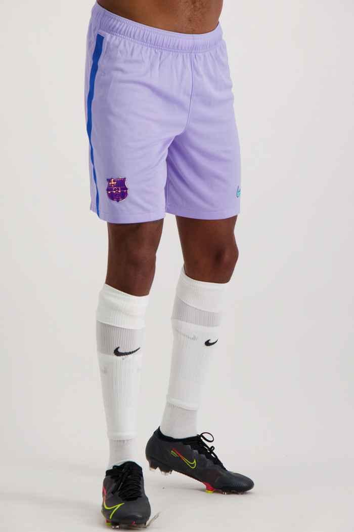 Nike FC Barcelona Away Replica Herren Short 2