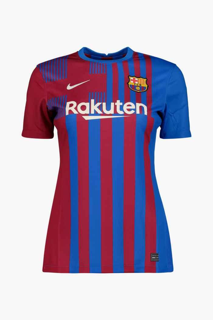 Nike FC Barcelona Home Replica maillot de football femmes 1